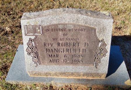 DANGERFIELD, ROBERT D - Lamar County, Texas   ROBERT D DANGERFIELD - Texas Gravestone Photos