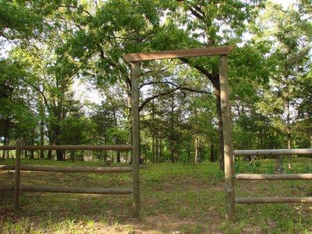 *ENTRANCE,  - Lamar County, Texas    *ENTRANCE - Texas Gravestone Photos