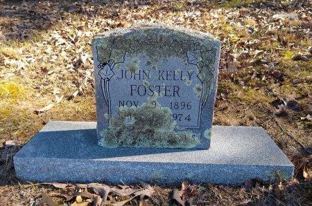 FOSTER, JOHN KELLY - Lamar County, Texas   JOHN KELLY FOSTER - Texas Gravestone Photos