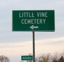 *HIGHWAY SIGN,  - Lamar County, Texas    *HIGHWAY SIGN - Texas Gravestone Photos