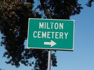 *HIGHWAY SIGN,  - Lamar County, Texas |  *HIGHWAY SIGN - Texas Gravestone Photos
