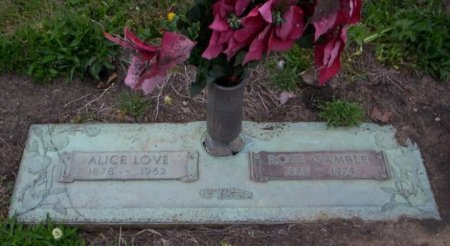 BEVENS GAMBLE, ROSE - Lamar County, Texas | ROSE BEVENS GAMBLE - Texas Gravestone Photos