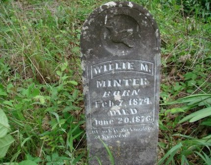 MINTER, WILLIE M. - Lamar County, Texas | WILLIE M. MINTER - Texas Gravestone Photos