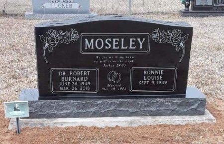 MOSELEY, ROBERT BURNARD, DR - Lamar County, Texas   ROBERT BURNARD, DR MOSELEY - Texas Gravestone Photos
