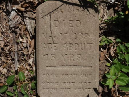 MOSLEY, FRANK (CLOSEUP) - Lamar County, Texas   FRANK (CLOSEUP) MOSLEY - Texas Gravestone Photos