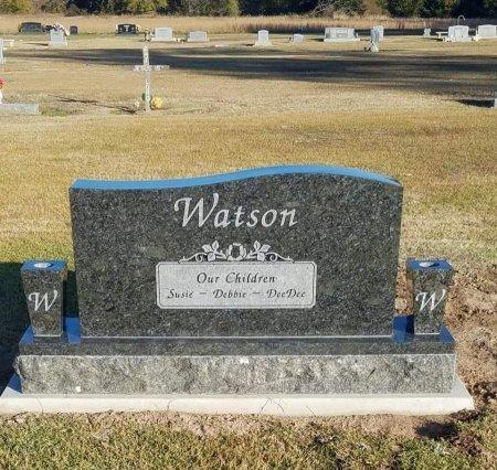WATSON, BURAL DEAN (BACKVIEW) - Lamar County, Texas | BURAL DEAN (BACKVIEW) WATSON - Texas Gravestone Photos