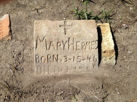 HERMES, MARY - Lavaca County, Texas | MARY HERMES - Texas Gravestone Photos