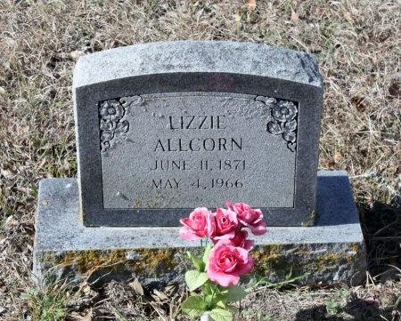 "MADDOX ALLCORN, ROSANNA ELIZABETH ""LIZZIE"" - Lee County, Texas | ROSANNA ELIZABETH ""LIZZIE"" MADDOX ALLCORN - Texas Gravestone Photos"
