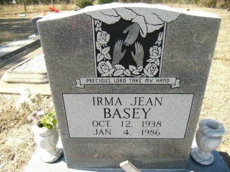 BASEY, IRMA JEAN - Lee County, Texas | IRMA JEAN BASEY - Texas Gravestone Photos