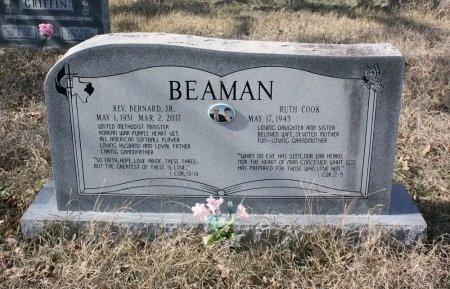 BEAMAN, JR., BERNARD - Lee County, Texas | BERNARD BEAMAN, JR. - Texas Gravestone Photos