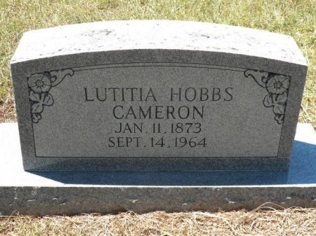 OFFIELD CAMERON, LUTITIA JANE - Lee County, Texas | LUTITIA JANE OFFIELD CAMERON - Texas Gravestone Photos
