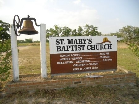 *CHURCH SIGN,  - Lee County, Texas |  *CHURCH SIGN - Texas Gravestone Photos