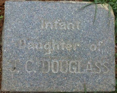 DOUGLASS, INFANT - Lee County, Texas | INFANT DOUGLASS - Texas Gravestone Photos