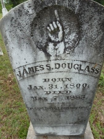 DOUGLASS, JAMES S. - Lee County, Texas | JAMES S. DOUGLASS - Texas Gravestone Photos