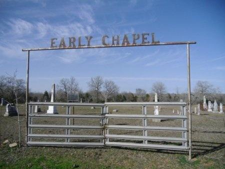 *EARLY CHAPEL ENTRANCE,  - Lee County, Texas    *EARLY CHAPEL ENTRANCE - Texas Gravestone Photos