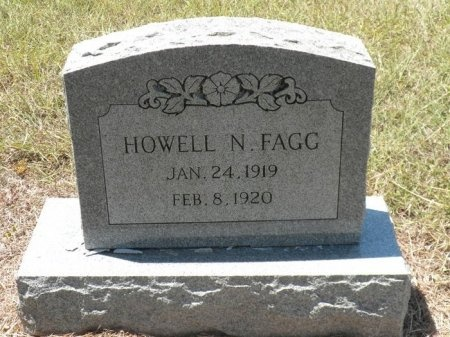 FAGG, HOWELL NEWTON - Lee County, Texas | HOWELL NEWTON FAGG - Texas Gravestone Photos