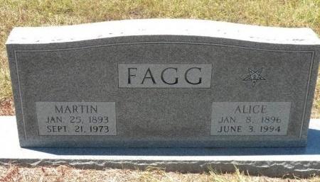 FAGG, ROSA ALICE - Lee County, Texas   ROSA ALICE FAGG - Texas Gravestone Photos