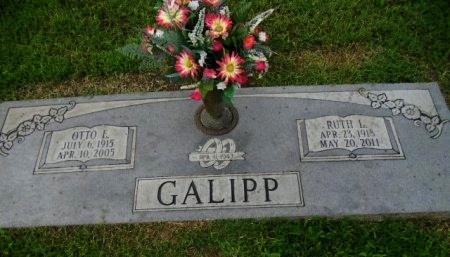 PIETSCH GALIPP, RUTH - Lee County, Texas   RUTH PIETSCH GALIPP - Texas Gravestone Photos