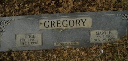GREGORY, MARY - Lee County, Texas | MARY GREGORY - Texas Gravestone Photos