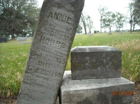 HOBBS, ANNA KEEN - Lee County, Texas | ANNA KEEN HOBBS - Texas Gravestone Photos