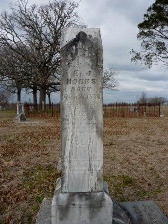 SMITH HOBBS, ELENOR JANE - Lee County, Texas | ELENOR JANE SMITH HOBBS - Texas Gravestone Photos