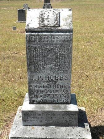 HOBBS, JOHN PERRY - Lee County, Texas   JOHN PERRY HOBBS - Texas Gravestone Photos