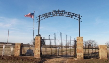 *LAWHON SPRINGS ENTRANCE,  - Lee County, Texas |  *LAWHON SPRINGS ENTRANCE - Texas Gravestone Photos