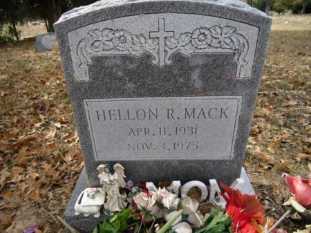 JOINER MACK, HELLON RUTH - Lee County, Texas | HELLON RUTH JOINER MACK - Texas Gravestone Photos