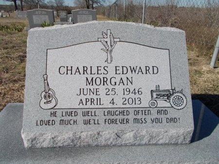 MORGAN, CHARLES EDWARD - Lee County, Texas | CHARLES EDWARD MORGAN - Texas Gravestone Photos