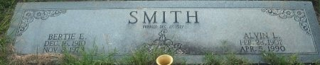 SMITH, BERTIE E. - Lee County, Texas | BERTIE E. SMITH - Texas Gravestone Photos