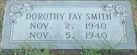 SMITH, DOROTHY FAY - Lee County, Texas   DOROTHY FAY SMITH - Texas Gravestone Photos