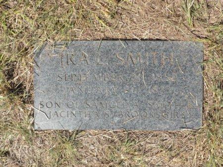 SMITH, IRA LEFTINGWELL - Lee County, Texas   IRA LEFTINGWELL SMITH - Texas Gravestone Photos