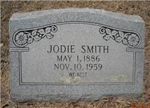 SMITH, JODIE - Lee County, Texas | JODIE SMITH - Texas Gravestone Photos