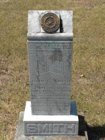 SMITH, JOHN L. - Lee County, Texas | JOHN L. SMITH - Texas Gravestone Photos