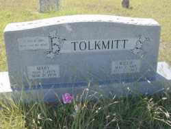 TOLKMITT, WILLIE - Lee County, Texas | WILLIE TOLKMITT - Texas Gravestone Photos