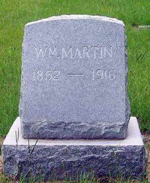 MARTIN, WILLIAM M. - Leon County, Texas | WILLIAM M. MARTIN - Texas Gravestone Photos