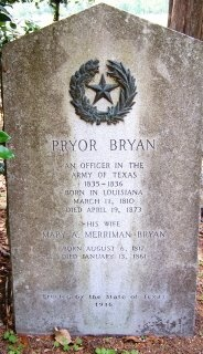 BRYAN, MARY ANGELICA - Liberty County, Texas | MARY ANGELICA BRYAN - Texas Gravestone Photos