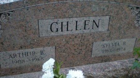 GILLEN, SYLVIA B. - Liberty County, Texas   SYLVIA B. GILLEN - Texas Gravestone Photos