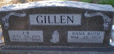 GILLEN, J. B. - Liberty County, Texas | J. B. GILLEN - Texas Gravestone Photos