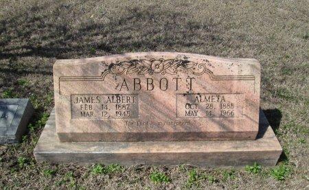 CUPP ABBOTT, ALMETA - Limestone County, Texas | ALMETA CUPP ABBOTT - Texas Gravestone Photos
