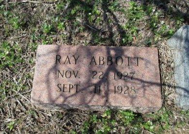 ABBOTT, RAY - Limestone County, Texas   RAY ABBOTT - Texas Gravestone Photos