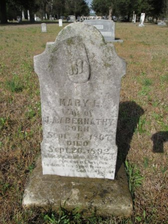 ABERNATHY, MARY ELIZABETH - Limestone County, Texas   MARY ELIZABETH ABERNATHY - Texas Gravestone Photos