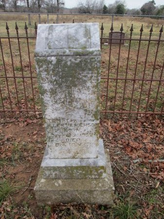 SASSER HENDERSON, TEMPY ELIZABETH - Limestone County, Texas | TEMPY ELIZABETH SASSER HENDERSON - Texas Gravestone Photos