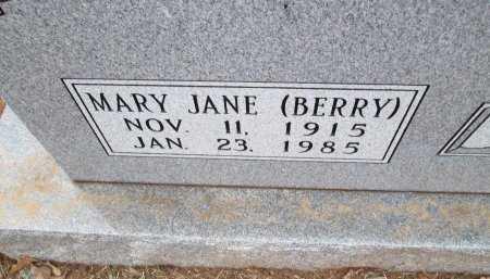 KILPATRIC, MARY JANE  (CLOSEUP) - Limestone County, Texas   MARY JANE  (CLOSEUP) KILPATRIC - Texas Gravestone Photos
