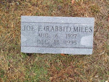 MILES, JOE F. - Limestone County, Texas | JOE F. MILES - Texas Gravestone Photos