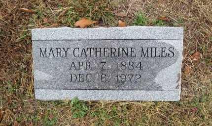 MILES, MARY CATHERINE - Limestone County, Texas | MARY CATHERINE MILES - Texas Gravestone Photos