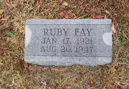 MILES, RUBY FAY - Limestone County, Texas | RUBY FAY MILES - Texas Gravestone Photos