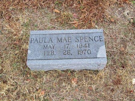 SPENCE, PAULA MAE - Limestone County, Texas   PAULA MAE SPENCE - Texas Gravestone Photos
