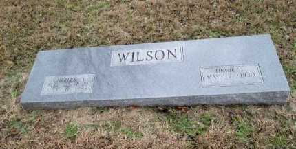 WILSON, CHARLES A. - Limestone County, Texas   CHARLES A. WILSON - Texas Gravestone Photos