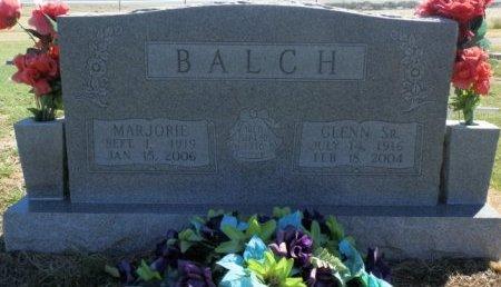BALCH, MARJORIE - Lipscomb County, Texas | MARJORIE BALCH - Texas Gravestone Photos